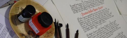 prodotti calligrafia